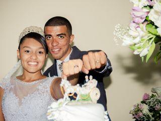 O casamento de Guilherme  e Tamiris 2