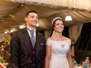 O casamento de Tânia  e Johnatan