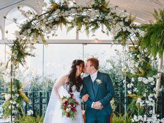 O casamento de Yuri e Diogo