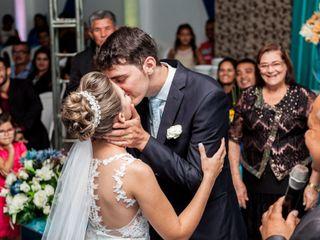 O casamento de Héllen  e Elvis