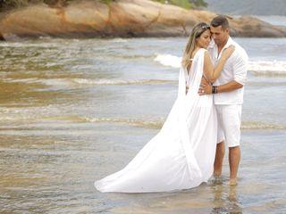 O casamento de Bruna e Guilherme