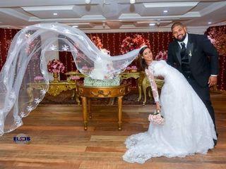 O casamento de  Claudia e Lucio  1
