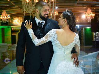 O casamento de  Claudia e Lucio