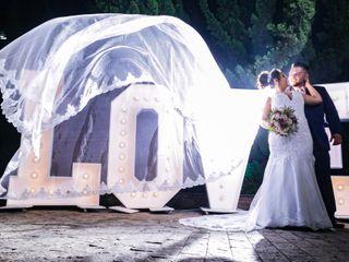 O casamento de Naila e Renan
