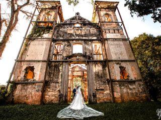 O casamento de Lívia e Fernando