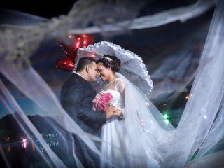O casamento de Jamilly e Willian