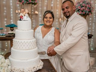 O casamento de Fernanda  e Carlos Vinicius 1