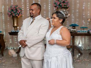 O casamento de Fernanda  e Carlos Vinicius