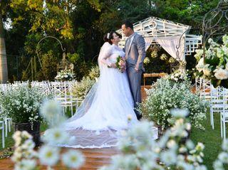 O casamento de Bruna e Enio