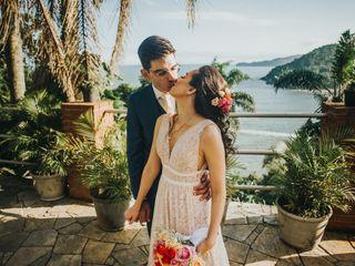 O casamento de Marina e Pedro