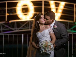 O casamento de Rebeca e Marcos