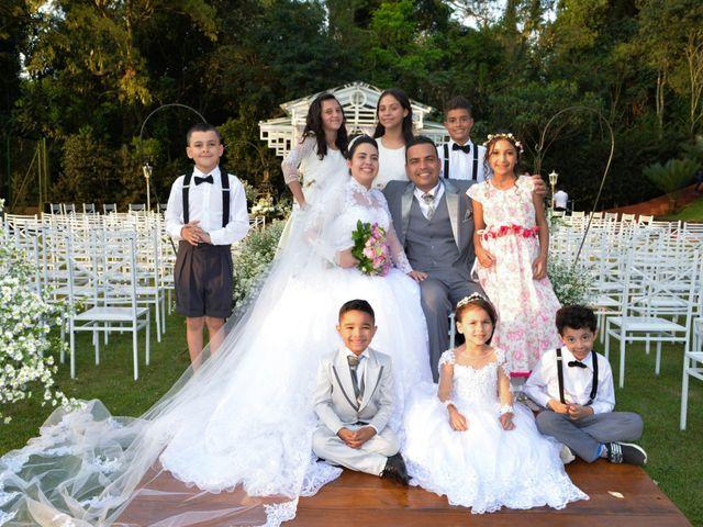 O casamento de Enio e Bruna em Poá, São Paulo 9