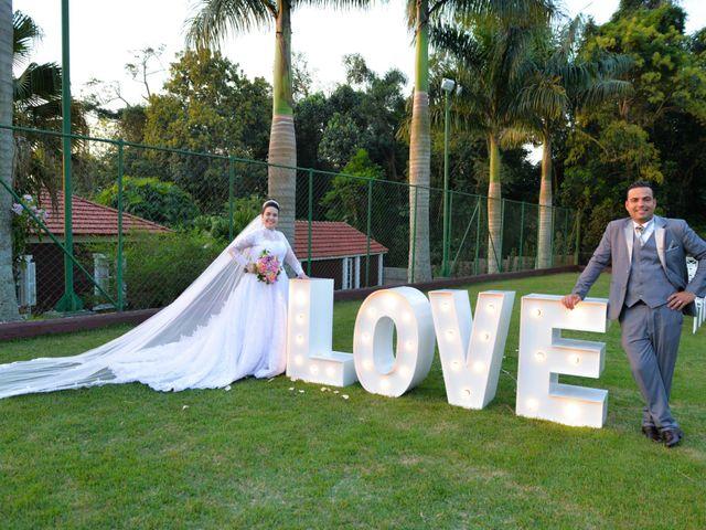 O casamento de Enio e Bruna em Poá, São Paulo 10