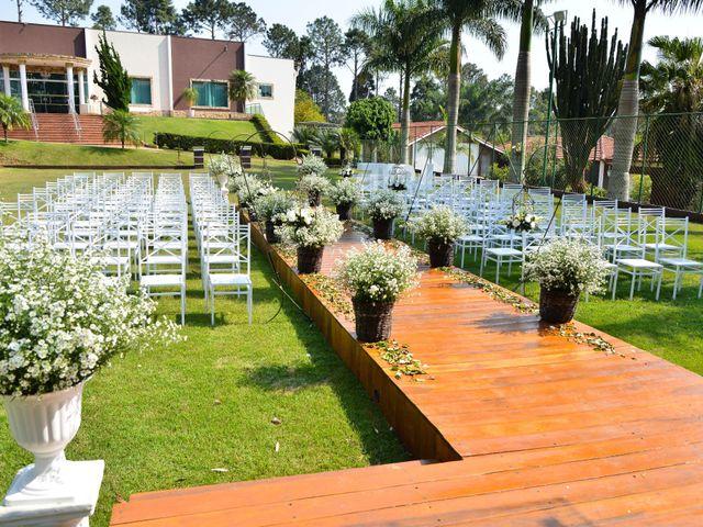 O casamento de Enio e Bruna em Poá, São Paulo 15