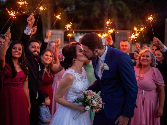 O casamento de Carla e Elisson