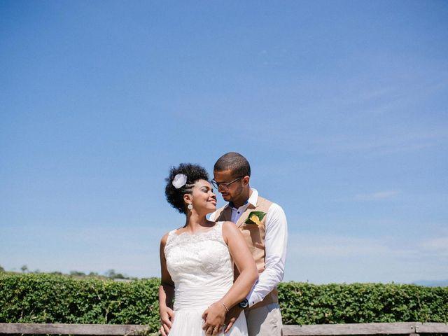 O casamento de Pamela e Jonas