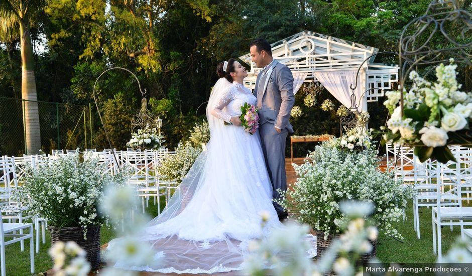O casamento de Enio e Bruna em Poá, São Paulo
