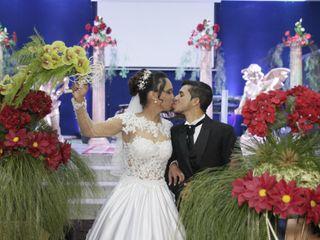 O casamento de Thays  e Luzimar  3