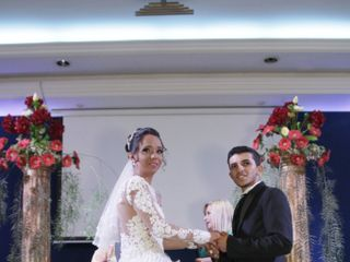 O casamento de Thays  e Luzimar