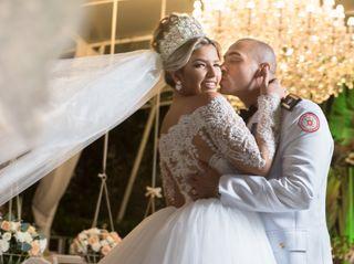 O casamento de Paula e Caynan