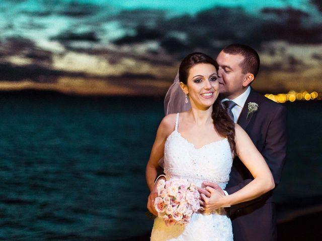O casamento de Catia e Fernando