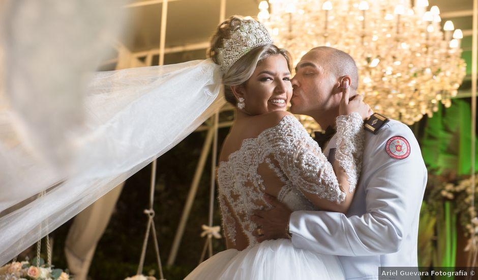 O casamento de Caynan e Paula em Rio de Janeiro, Rio de Janeiro