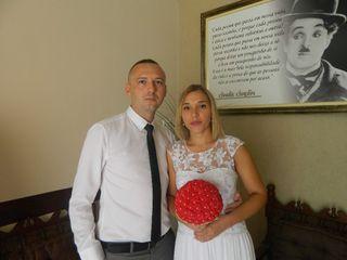 O casamento de Sarah e Fábio