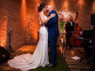 O casamento de Bruna e Felipe