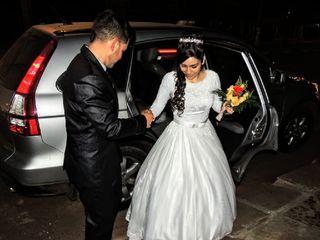 O casamento de Josiane  e Roberson