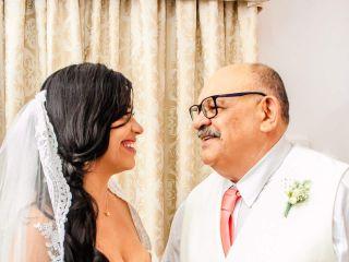 O casamento de Sabrina e Ricardo 1