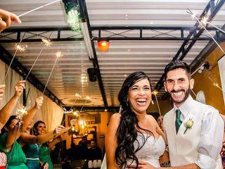 O casamento de Sabrina e Ricardo