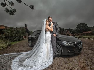 O casamento de Giullia e Ricardo