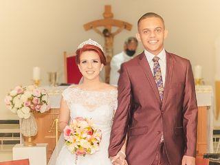 O casamento de Nathália  e Davi 3
