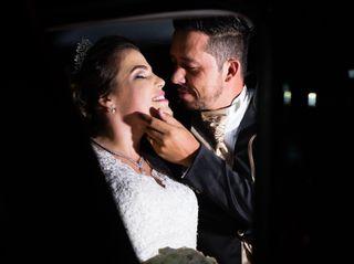 O casamento de Tábata e Deni