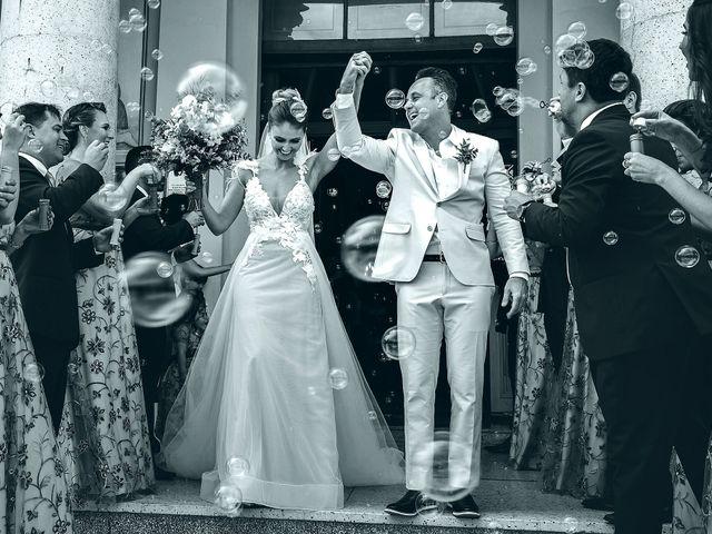 O casamento de Tércio e Marcella em Curitiba, Paraná 24