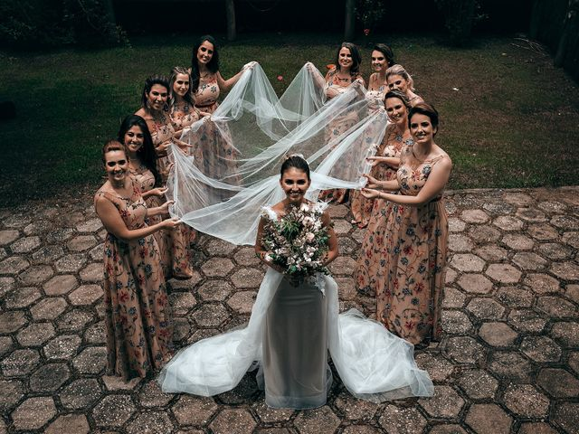 O casamento de Tércio e Marcella em Curitiba, Paraná 25