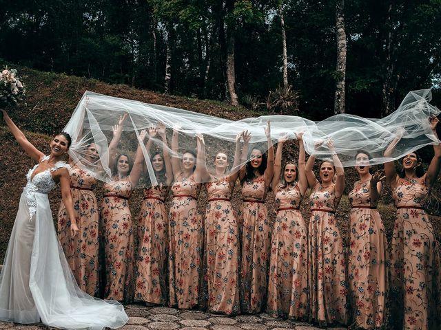 O casamento de Tércio e Marcella em Curitiba, Paraná 27