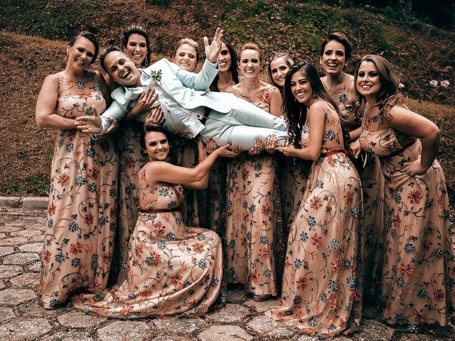 O casamento de Tércio e Marcella em Curitiba, Paraná 29