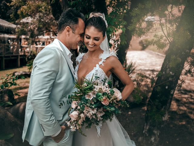O casamento de Tércio e Marcella em Curitiba, Paraná 1