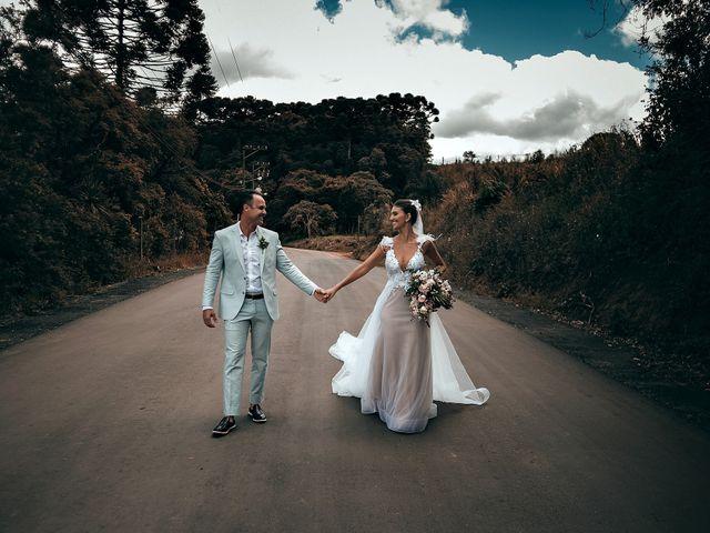 O casamento de Tércio e Marcella em Curitiba, Paraná 2