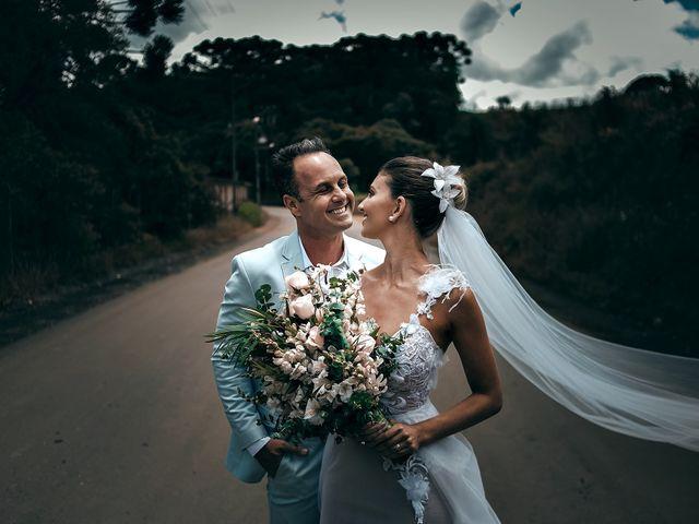 O casamento de Tércio e Marcella em Curitiba, Paraná 35
