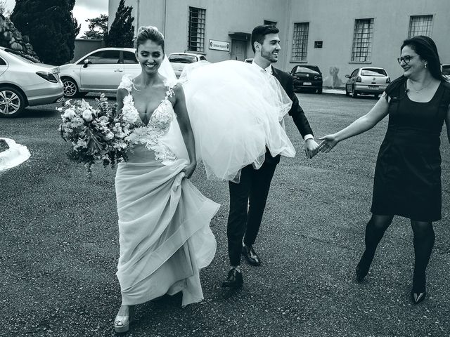 O casamento de Tércio e Marcella em Curitiba, Paraná 61