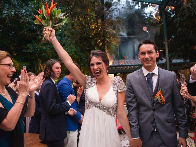 O casamento de Carol e Samuel