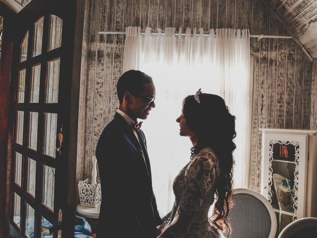 O casamento de Rosiani e Pedro