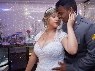 O casamento de Rafaela e Wallacy