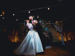 O casamento de Hannay e Abner