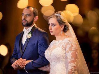 O casamento de Simone  e Reinaldo
