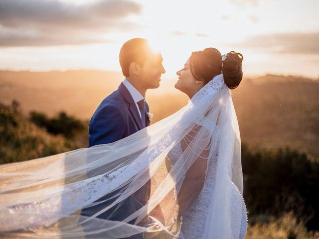 O casamento de Bruna e Stevan