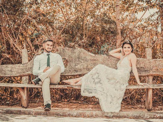 O casamento de Any e Westefan
