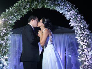 O casamento de Debora e Vitor
